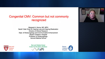 CMV congênito: comum, mas não habitualmente reconhecido