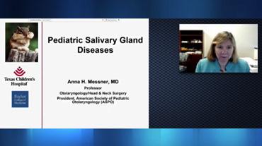 Doenças das glândulas salivares em pediatria